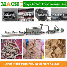 China Manufacturer Of textured Soya chunks production line