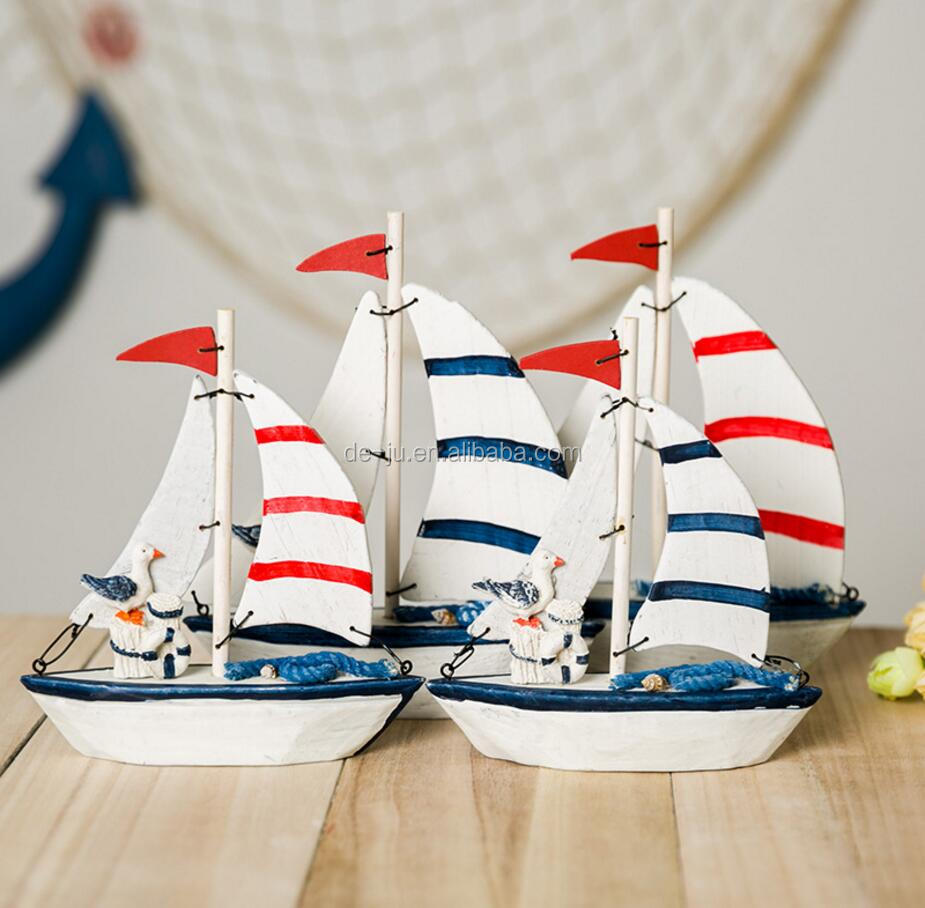 Household Decoration Sailboat Model