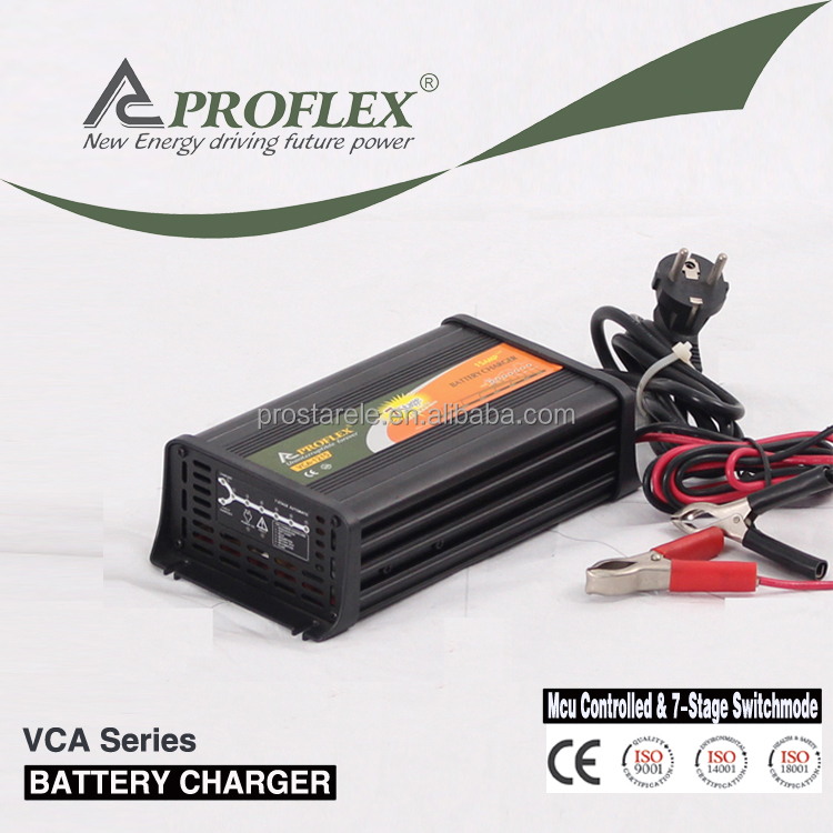 24V 5A Universal Golf Cart Battery Charger