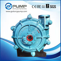 High head and stong suction mining slurry centrifugal pump