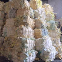Recycled Shredded Scrap Waste Memory Foam