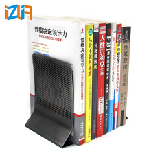 Custom Made giá rẻ Bookends kim loại bookend