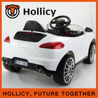 New Style 2 Seaters 4 Wheels Baby Drive Fashion Toy Car Plastic Battery Electric Ride On Car Factory Wholesale
