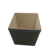Chinese supplier luxury leather waste bin for household