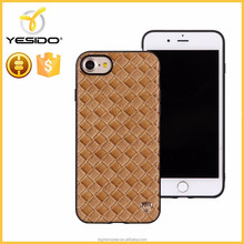 Yesido Brand Designed PU cell phone and mobile case for iPhone 7