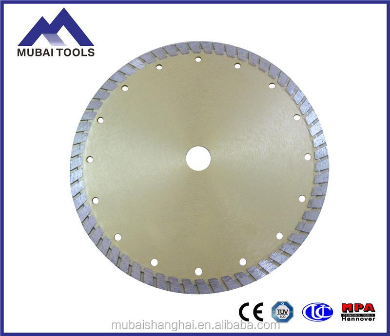 hot sale cheap price rim diamond saw blade for cutting tile