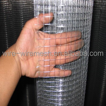 10 Gauge Galvanized Welded Wire Mesh