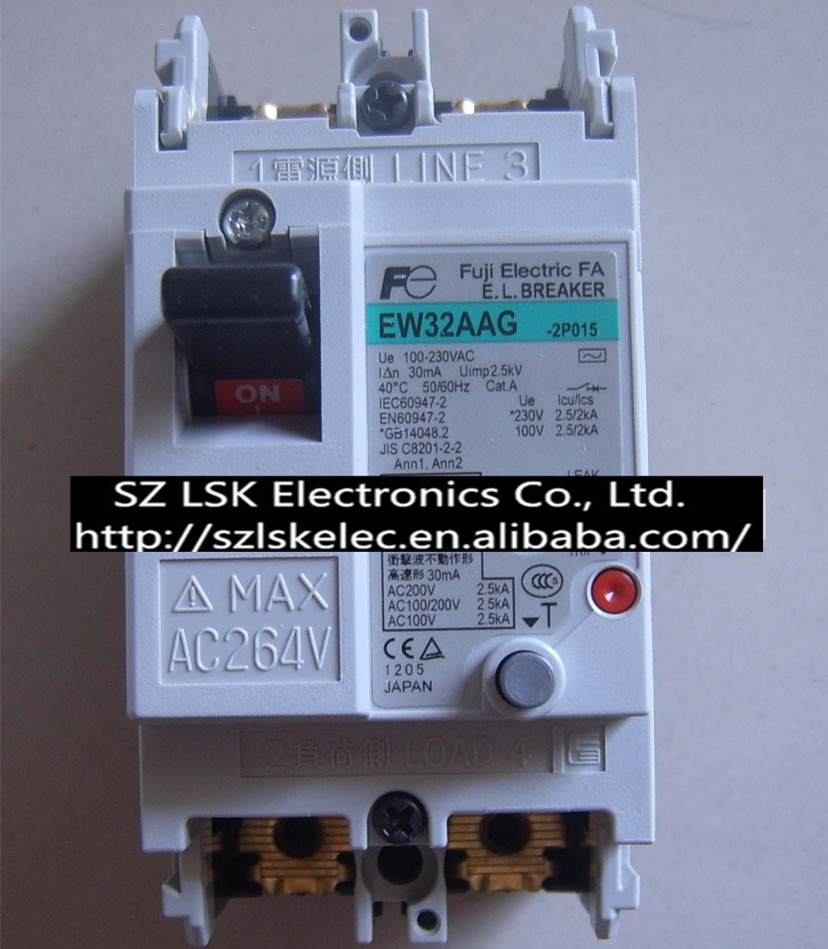 new and original Circuit Breakers EW32AAG 2P 5A 30MA
