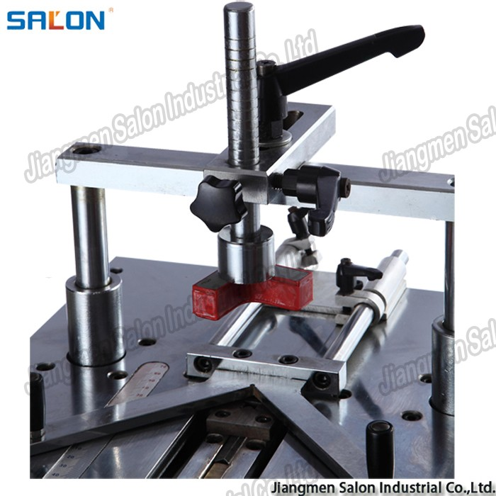 Foot Operate Wood Frame Joint Machine Buy Picture Frame Joint