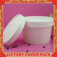 Hot Soup Paper Bowl Disposable Small