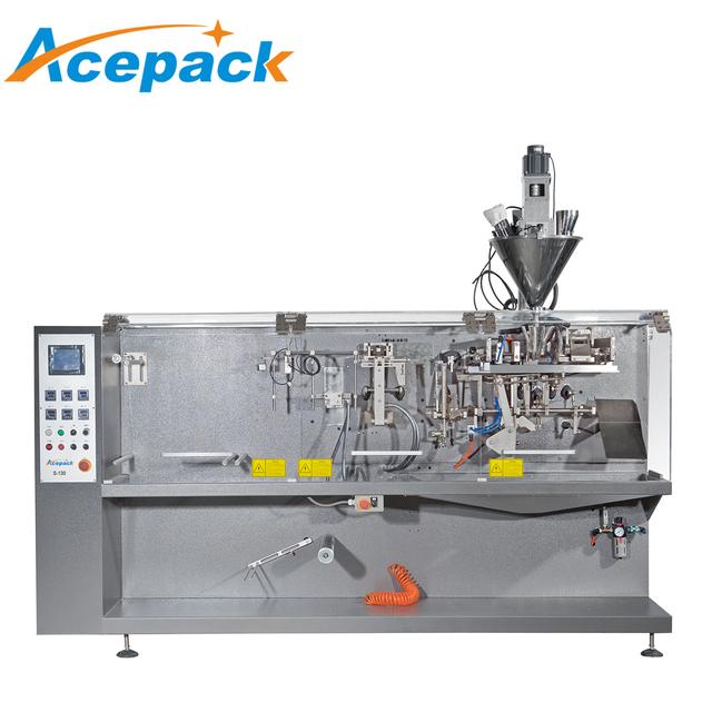 30ml lotion sachet cosmetic liquid solid filling machine