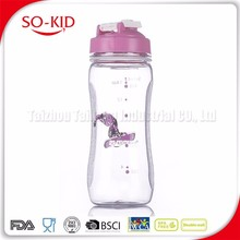 540ML Plastic Water Bottle Weights