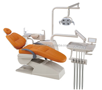 Stable quality dental chair led operating light bigger instrument tray with control panel