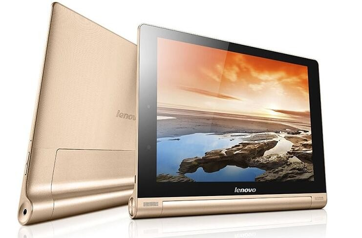 Original Lenovo Yoga Tablet 10 HD+ B8080 WiFi Version 10.1 Inch IPS FHD Screen Android 4.3 Tablet PC, Quad Core 1.6GHz