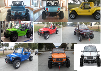 Factory Price 800CC 4 4 UTV