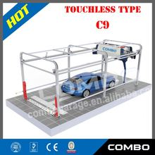 Exporting clear floor China car washer wash machine price (C9)