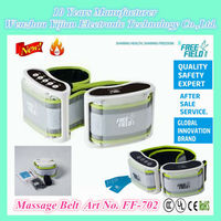 F-702, electronic body shape massage belt ,Fat-reducing Massagers for waist and arm and leg, Fat-reducing Belt