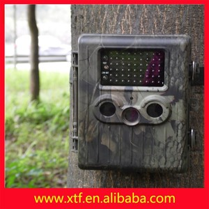 High Quality Trail Camera with 3g waterproof hunting video camera