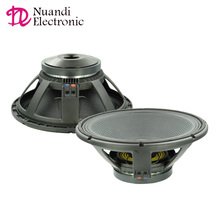 professional 18 inch 1200w stage speaker with dual silicone spider ND-G18-104