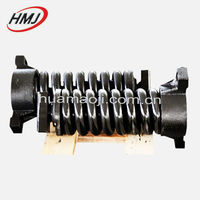 Excavator Recoil Tension Spring, PC130-6 track adjuster assembly