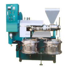 screw soybean oil mill/palm oil press/peanut oil press machine