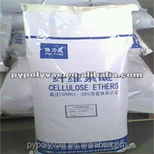 Manufacturer of HPMC for Tile adhesive / Wall putty / Skim coat / EIFS / Grouts