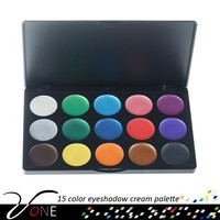 15 color baking powder eyeshadow for wholesale