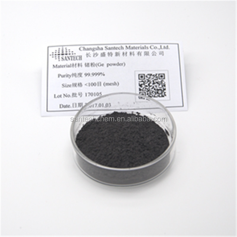 high purity 99.999% germanium metal powder and germanium powder for sale with low price