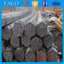 Tianjin gi pipes ! china top ten galvanized pipe products rhs galvanizd hollow section