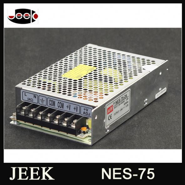 High Quality 75W 12V Industrial Power Supplies