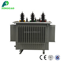 50kva 13.2kv 13.8kv oil cooling power transformers