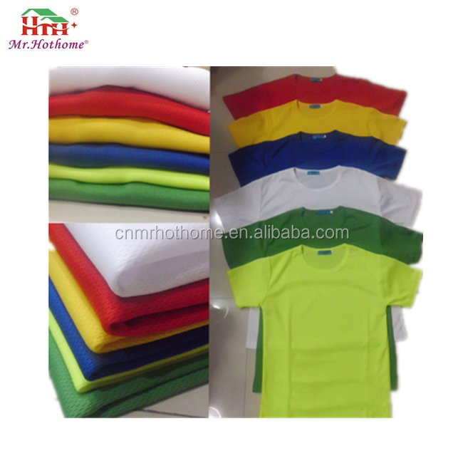 T shirts in bulk sports jersey new model 100% polyester mesh custom dri fit t shirts