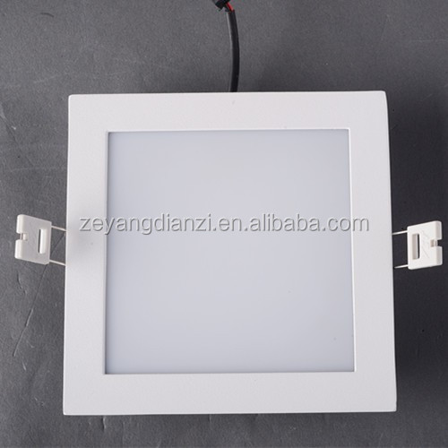 Bathroom fitting downlight / Square led surface mount lighting fitting and fixture