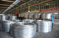 Aluminium Wire Rod AA1350 Electric Quality manufacturer