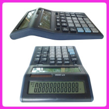 Large double desktop solar big calculator CT-2000