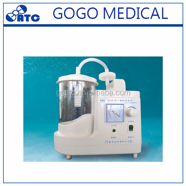 Promotion vacuum aspiration and nasal ,vacuum aspirator