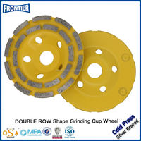 China limestone diamond grinding cup cutting wheel manufacturer