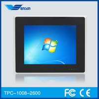8 Inch TPC-1008-N2600 touch screen mini pc
