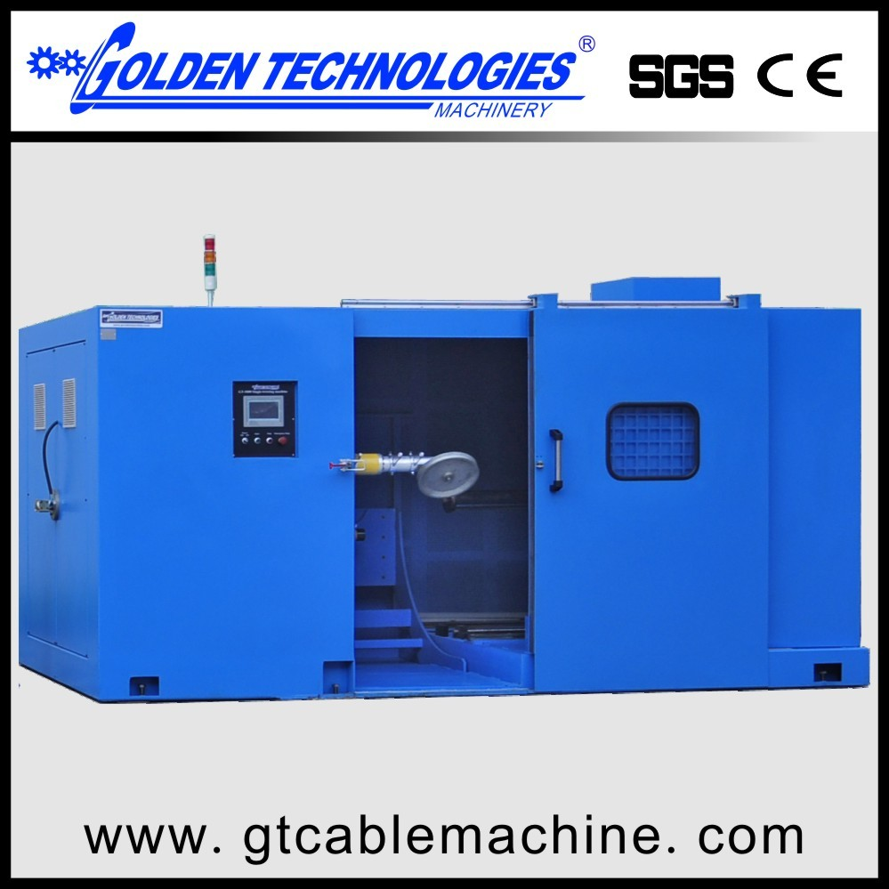 single twist cable wire bunching machine