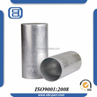 Aluminum Denture Material Tubes for Flexible Materials
