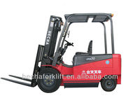 China Hecha 1.0/1.5/2.0/2.5/3.0/3.5 tons AC motor electric forklift trucks