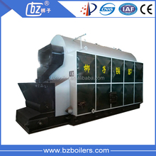 Patent new mini coal fired water tube small steam boiler for sale