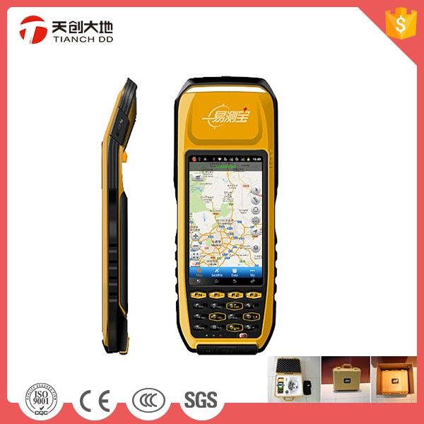 Android GNSS Receiver Wifi Dual-Frequency RTK GPS