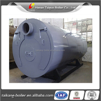 New design high efficiency natural gas burners for boilers