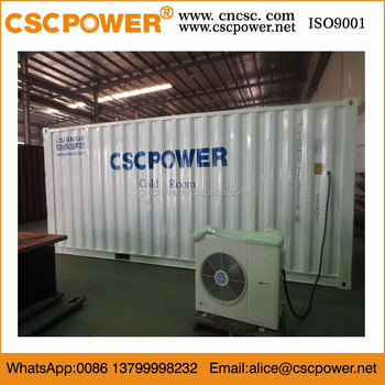 cold room forcold room refrigeration unit for large cold room with solar power with lowest price