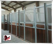 horse stall with swing door stall simple