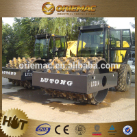 LUTONG road roller 10 ton mini road roller compactor for sale