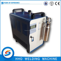 Small Mini Portable HHO Oxyhydrogen Gas Generator For Welding,Sealing,Flame Polishing Machine