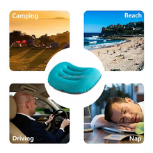 Ultralight Inflating Travel /Camping Pillows - Compressible, Inflatable Pillow for Neck,Tiny size portable pillow