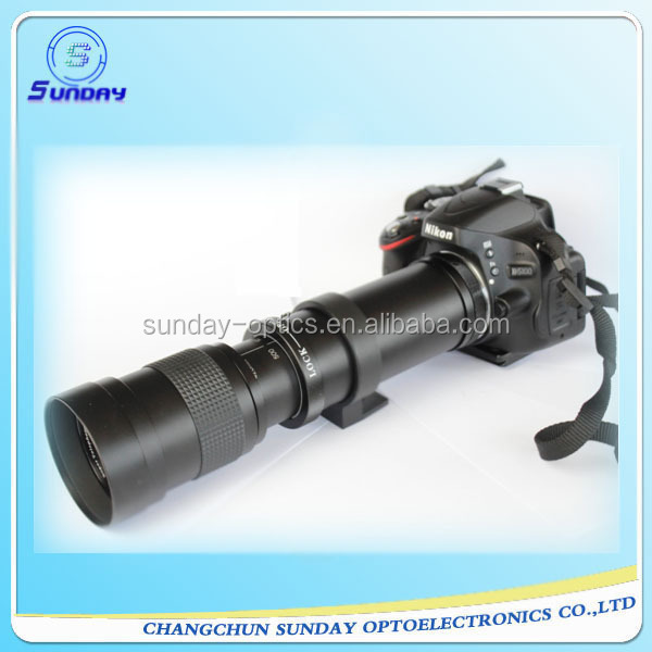 Telephoto Zoom Camera Lens 420-800mm